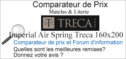 treca imperial air spring 160x200 lexique et d finition. Black Bedroom Furniture Sets. Home Design Ideas
