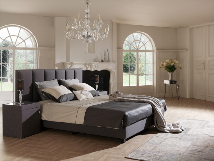 trump home dosseret de lit vertige royal t te de lit le. Black Bedroom Furniture Sets. Home Design Ideas