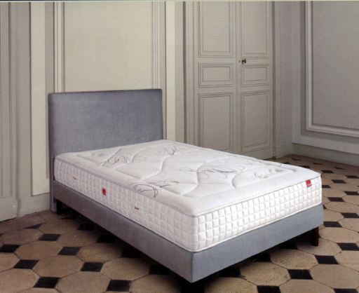 epeda literie aubepine matelas et sommier le meilleur de l. Black Bedroom Furniture Sets. Home Design Ideas
