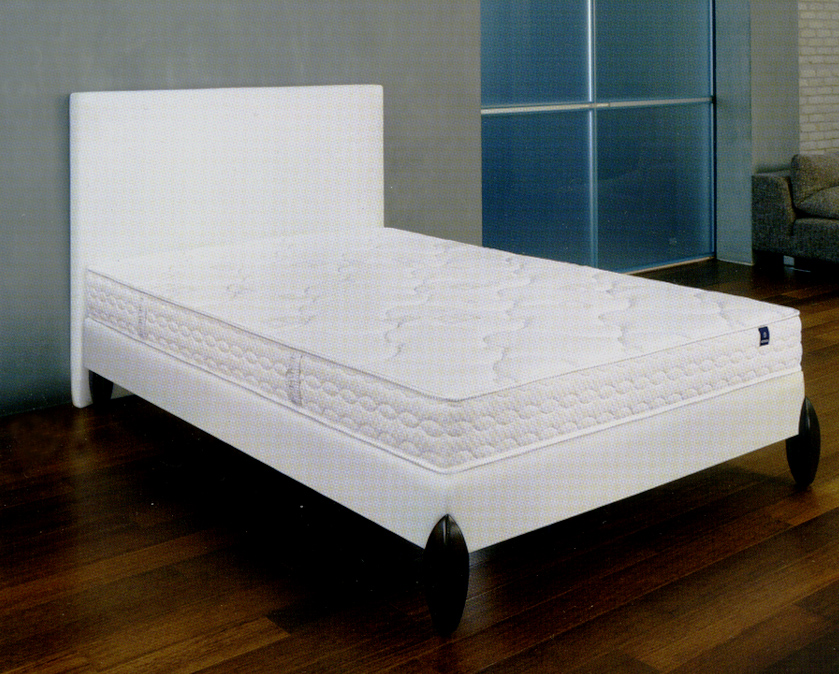 ensemble matelas sommier 120x190 affordable belle literie. Black Bedroom Furniture Sets. Home Design Ideas
