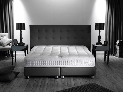 simmons literie adoration matelas et sommier le meilleur. Black Bedroom Furniture Sets. Home Design Ideas