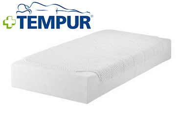tempur tempur literie cloud deluxe 22 matelas et sommier le meill. Black Bedroom Furniture Sets. Home Design Ideas