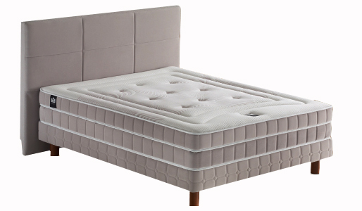 Unlimited by bultex literie unlimited cocooning matelas et sommie - Matelas et sommier bultex ...