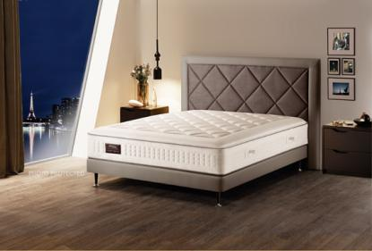 Matelas fixes Beautyrest silver-medium