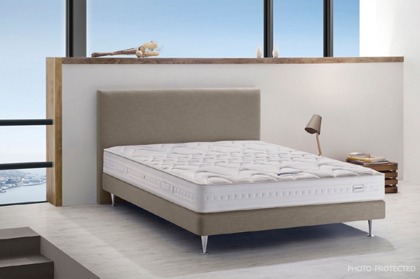 simmons special dos sensible 2016 matelas fixes le. Black Bedroom Furniture Sets. Home Design Ideas